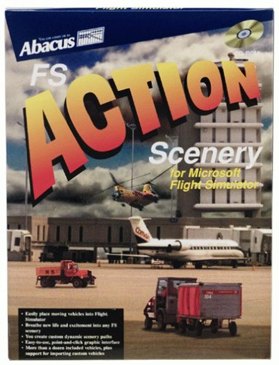 巨人どこ健全Flight Simulator Action Scenery (輸入版)
