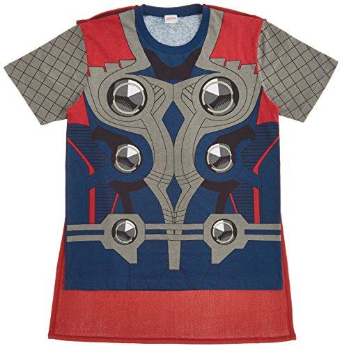 マーベル マイティソー Tシャツ セット コスチューム メンズ フリーサイズ...