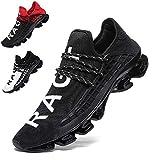 [Ahico] スニーカー ランニングシューズ メンズ レディース ジョギング クッション性 カジュアル 運動靴 通気性 ファッション アウトドア ウォーキング