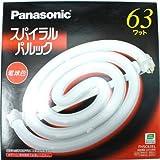 パナソニック 63形スパイラルパルック蛍光灯・電球色Panasonic FHSC63EL