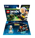 LEGO Dimensions Fun Pack Back to the Future Doc Brown レゴ ファンパックバックトゥザフューチャー ドク・ブラウン [並行輸入品]