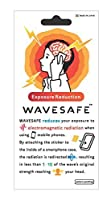 Anti Radiation sticker for smart phone developed by former researcher at Sony Central R&D labs [並行輸入品]