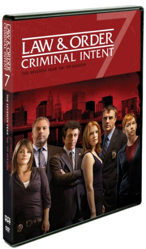 Law & Order: Criminal Intent - the Seventh Year [DVD] [Import]