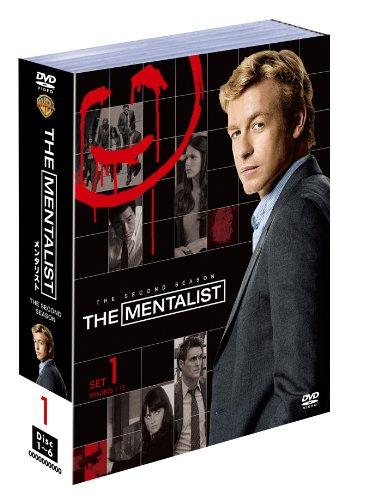 THE MENTALIST/メンタリスト 2ndシーズン 前半セット (1~13話・6枚組) [DVD]の詳細を見る