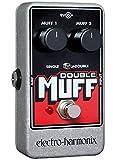electro-harmonix エレクトロハーモニクス エフェクター ディストーション Double Muff 【国内正規品】