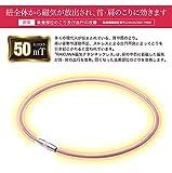 ファイテン(phiten) ネックレス RAKUWA 磁気チタンネックレス ブラック 50cm