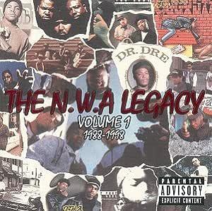 N.W.A. Legacy 1 1988-98