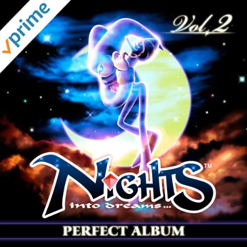 NiGHTS into dreams... パーフェクトアルバム Vol. 2