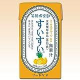笑顔倶楽部すいすい ミックスフルーツ風味 125ml×24本