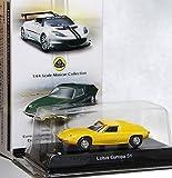 京商 ロータス ミニカーコレクション 単品 1/64 サークルK サンクス 限定 Lotus ヨーロッパ Europa S1 イエロー