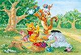 ジグソーパズル プチ ディズニー 204スモールピース 晴れの日のピクニック (10cm×14.7cm、対応パネル:プチ専用)