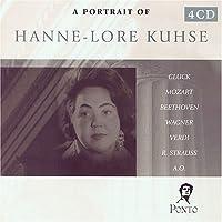 Portrait of Hanne-Lore Kuhse
