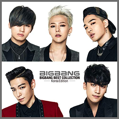 BIGBANG BEST COLLECTION -Korea...
