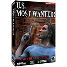 U. S. Most Wanted: Nowhere to Hide (輸入版)