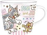 ティーズファクトリー マグカップ フード H8×Φ8.5cm トム&ジェリーマグカップ TJ-5524450FO