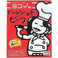 【在庫処分価格】名古屋名物・ヨコイの裏メニュー スパゲッティ・ハウス ヨコイのハッシュドビーフ(1人前)