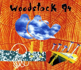 ウッド・ストック'94 ライヴ('94.8)