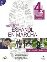 Nuevo Espanol en Marcha : Level 4 Exercises with CD: Curso de Espanol Como Lengua Extranjera
