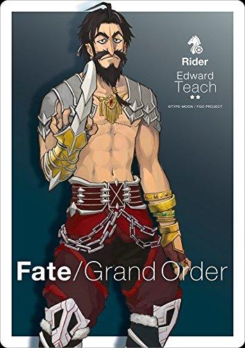 Fate/Grand Order ライダー/エドワード・ティーチ マウスパッド