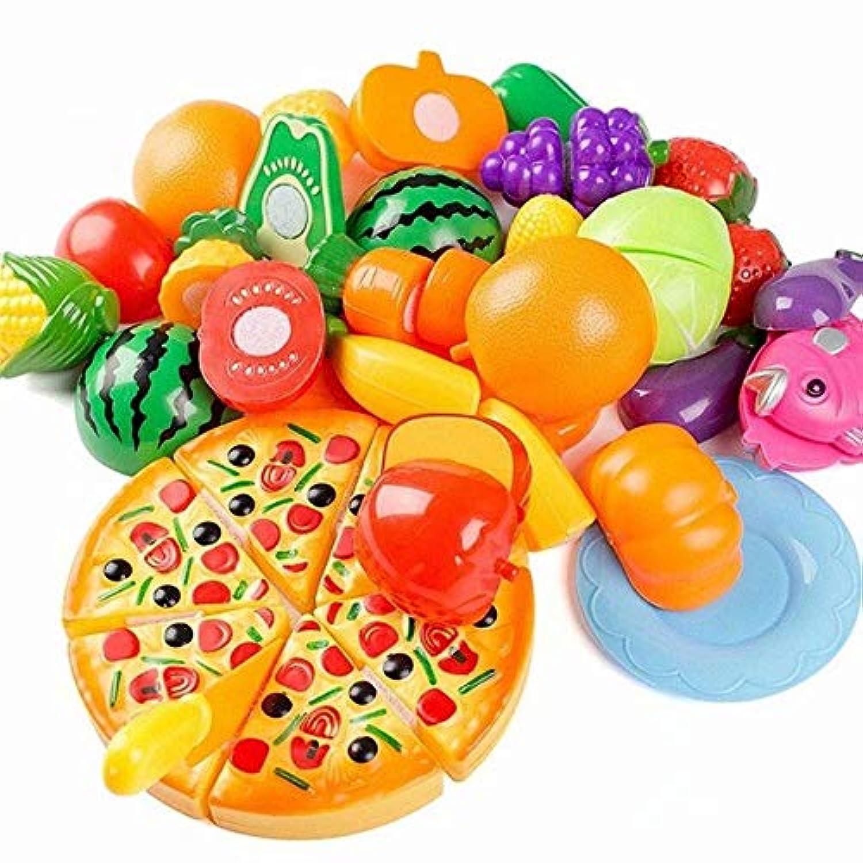 おままごと 野菜 果物 包丁 おもちゃセット 児童館用品 フルーツ 親子遊び オモチャ 子供 おもちゃ
