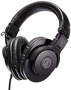 audio-technica プロフェッショナルモニターヘッドホン ATH-M30x