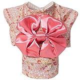 ゴシレ Gosear かわいい 日本 着物スタイル アパレル コスチューム ペットの服 ため 犬 子犬 猫 スカート ドレス 衣料品 ピンク XS