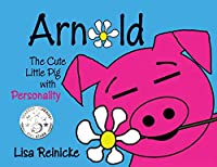 Arnold: The Cute Little Pig With Personality