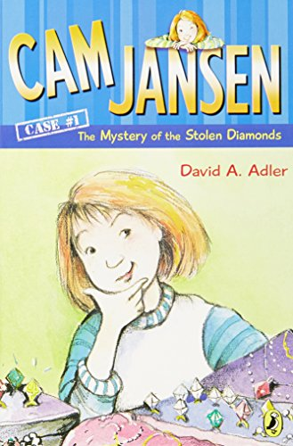 Cam Jansen: the Mystery of the Stolen Diamonds #1の詳細を見る