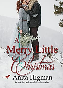 A Merry Little Christmas by [Higman, Anita]