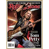 Rolling Stone Tom Petty 1950-2017: The Ultimate Guide to His Music & Legend