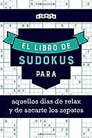El libro de Sudokus para aquellos días de relax y de sacarte los zapatos