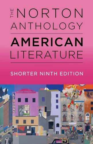 Download The Norton Anthology of American Literature: Shorter Edition 0393264513