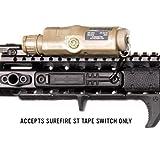 実物 MAGPUL マグプル M-LOK Tape Switch Mounting PlateSurefire STスイッチ用 [並行輸入品]
