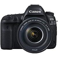 Canon デジタル一眼レフカメラ EOS 5D MarkIV レンズキット EF24-105mm F4L IS II USM 付属 EOS5DMK4-24105IS2LK