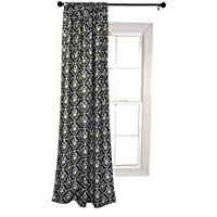 Trend Lab Waverly Rise and Shine Window Drape, Black/White by Trend Lab [並行輸入品]