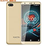 OUKITEL C11携帯電話SIMフリースマートフォンデュアルSIM 5.5インチHDスクリーン8GB ROM 8MPデュアルカメラ3400mAhバッテリーブルートゥースGPSスマートフォン