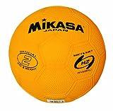 ミカサ ハンドボール 練習球2号 スポーツテスト用 女子用(一般/大学/高校)/中学校用 HR2-Y