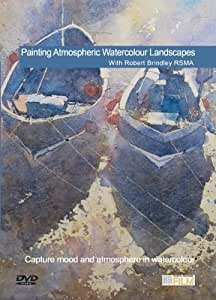 Painting Atmospheric Watercolours With Robert Brindley RSMA