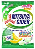 アサヒグループ食品 三ツ矢サイダーキャンディ メロン味 71g×10袋