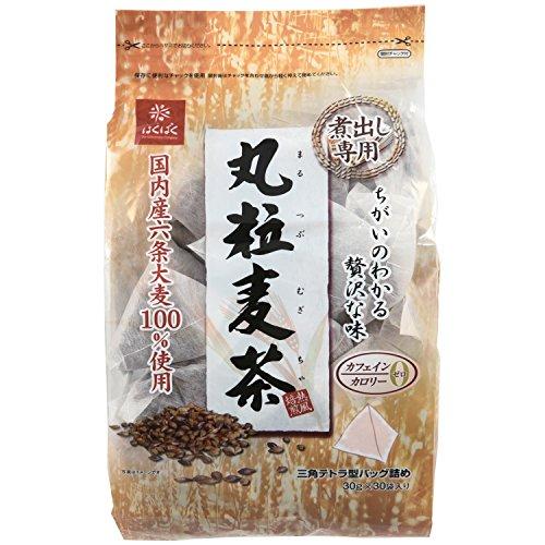 はくばく 丸粒麦茶 30g×30袋