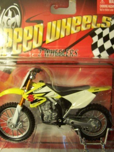 Speed Wheels 2 Wheelers ~ Suzuki RM-Z250 (1:18) [並行輸入品]
