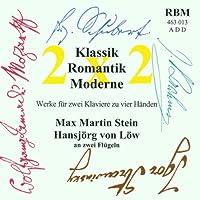 Mozart/Schubert/Brahms: Four H