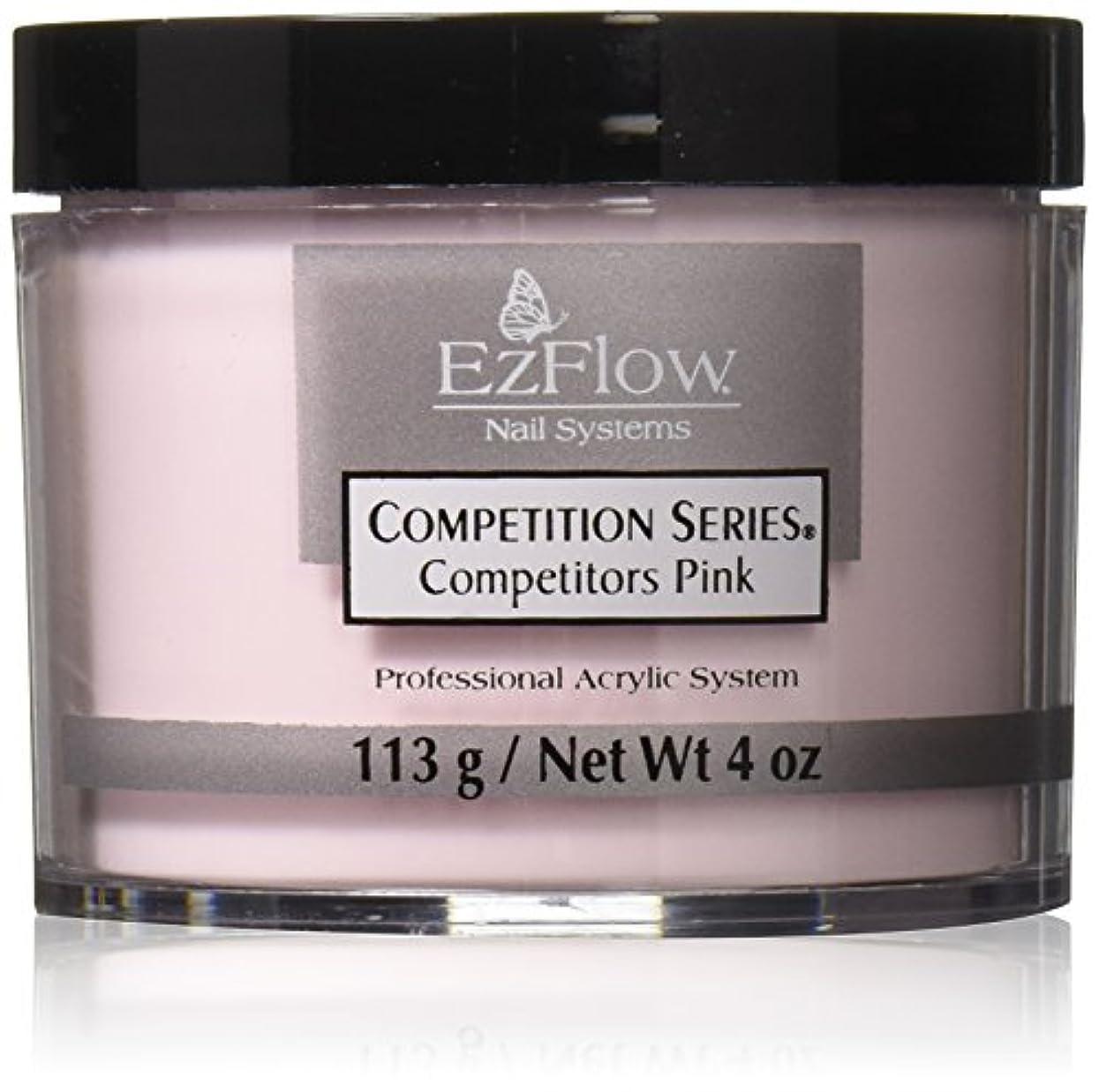 メタリック古風な分離[EzFlow] コンペティションピンクパウダー 4oz