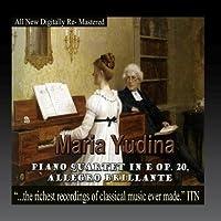 Piano Quartet in E Op. 20, Allegro Brillante