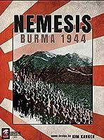Legion Wargames脚:ネメシス、Burma 1944、Boardgame