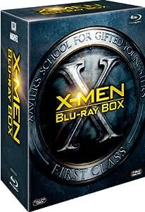 X-MEN:ファースト・ジェネレーション ブルーレイBOX〔初回生産限定〕 [Blu-ray]
