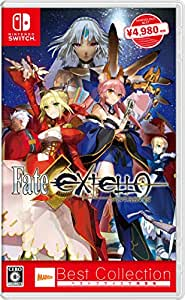 Fate/EXTELLA Best Collection - Switch 【Amazon.co.jp限定】オリジナルデジタル壁紙 配信