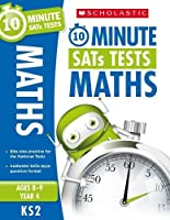 Maths - Year 4 (10 Minute SATs Tests)