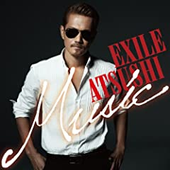 EXILE ATSUSHI「MAKE A MIRACLE」のジャケット画像