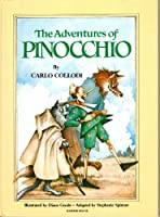 ADVENTRS OF PINOCCHIO (Looking Glass Library Book)